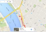 Duna Ház üzletház GPS nyomkövetés